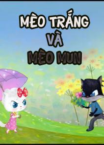Mèo Trắng Và Mèo Mun